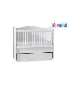 Bianco Sallanan Bebek Karyolası