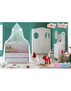 Milky Bebek Odası Takımı