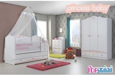 Princess Bebek Odası Takımı