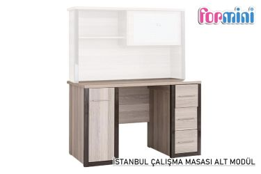 İstanbul Çalışma Masası ( Alt Modül )