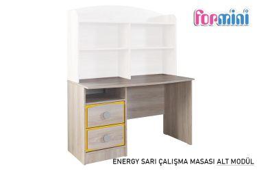 Energy Sarı Çalışma Masası ( Alt Modül )