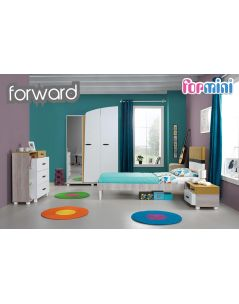 Forward Unisex Genç Odası Takımı